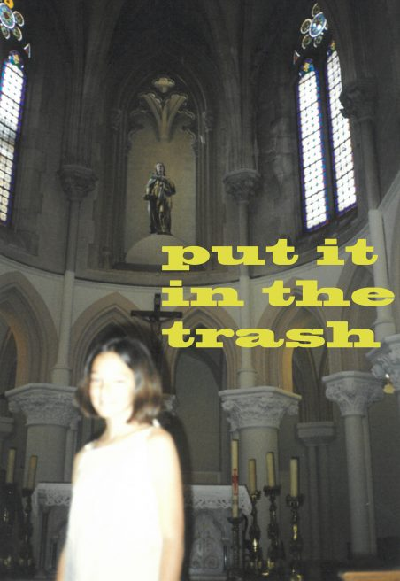 Put it in the trash !